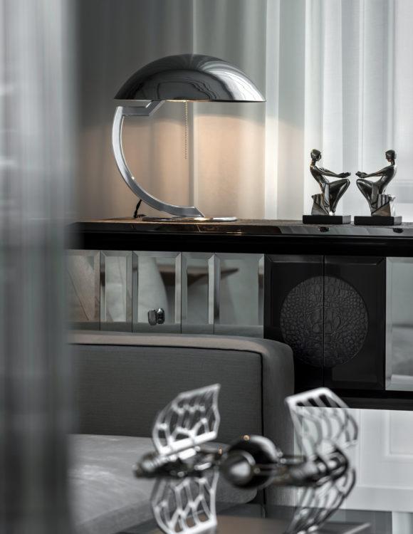 art deco interior design art deco lampa