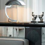 Duch Bob Lampa biurkowa Art Deco komoda