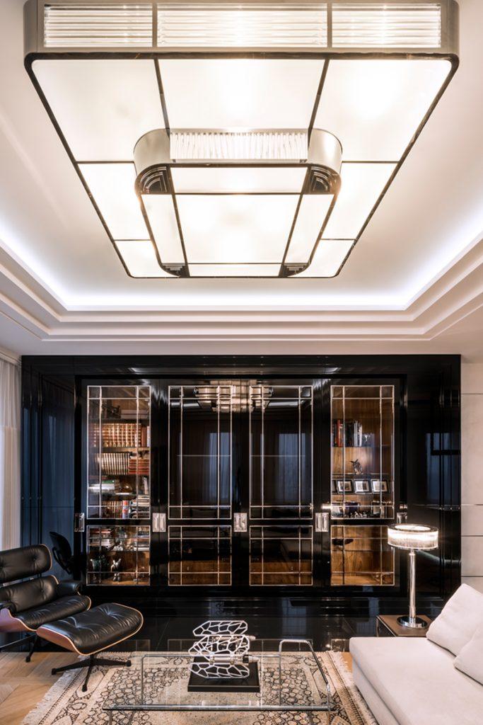 Plafon Art Deco 75 lampa sufitowa
