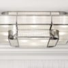 Lampa sufitowa PLAFON ART DECO 75