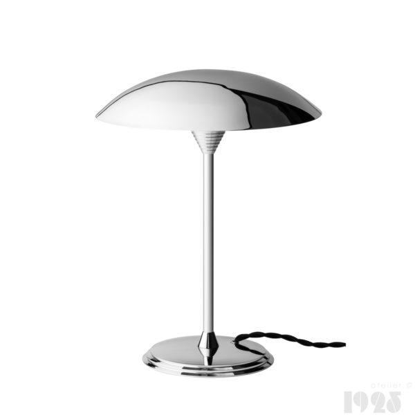 Lampa biurkowa stołowa art deco ZELDA